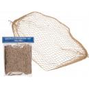 Deko-Fischnetz, ca. 200 x 150 cm, im Polybeutel