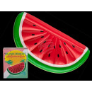 Inflatable air mattress, watermelon, approx. 180 c