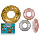 mayorista Deporte y ocio: anillo de la natación inflable, brillo, D: 90 cm,