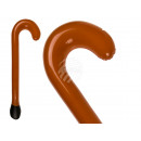 Inflatable walking stick, approx. 90 cm, in polyba