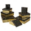 mayorista Materiao de transporte y accesorios:Caja de regalo negro