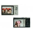 Großhandel Bilder & Rahmen: Glasbilderrahmen,  Digitalkamera, 13 x 9 cm, 2-farb