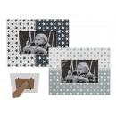 Großhandel Bilder & Rahmen:-Kunststoff  Bilderrahmen,  Stars, 10 x 15 cm, ...