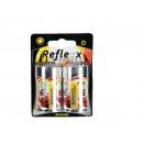 Alkaline Mono-batteria, Reflexx, D, 1.5V, 2 pezzi
