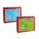 Paper gift box, Christmas envelope