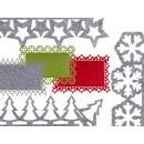 Filz-Tischset, Weihnachten, 100% Polyester