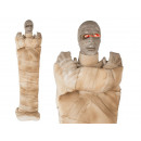Halloween figure, mummy, with LED, sound & mov