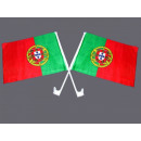 Car flag Car flag Car flag flag Portugal