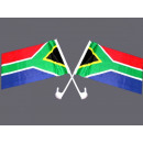 Car flag Car flag Car flag flag South Africa