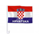 Car flag Car flag Car flag flag of Croatia
