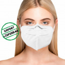Mouthguard 5-layer breathing mask
