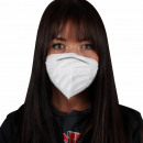 Face mask, respirator mask, 5-ply KN95