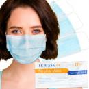 Typ IIR Atemschutzmaske Mundschutz Atemmaske