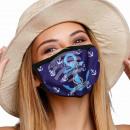 Mundschutz Atemschutzmaske mit Motiv Anker maritim