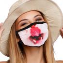 nagyker Drogéria és kozmetika: Szájvédő légzőmaszk motívum macska szájjal