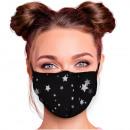 Mundschutz MNS bedruckte Motiv Masken Stoffmasken