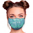 Face mask, motif mask, printed masks, cloth masks