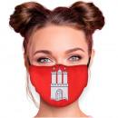 Ansiktsmask, motivmask, tryckta masker, tygmasker