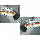 Car mirror flag car mirror flag Germany