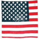 Bandana Kopftuch Halstuch Amerika USA Flagge rot