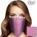 Bandana Kopftuch Halstuch unifarben rosa