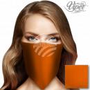 Bandana Kopftuch Halstuch unifarben orange