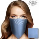 Bandana Kopftuch Halstuch unifarben hellblau