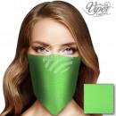 Bandana Kopftuch Halstuch unifarben grün