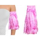 Hawaii-Armstulpen Farbe pink