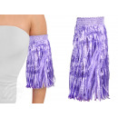 Hawaii-Armstulpen Farbe lila