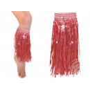 Hawaii-Beinstulpen Farbe rot
