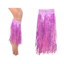 Hawaii-Beinstulpen Farbe pink-lila