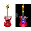 groothandel Muziekinstrumenten: Blinki Magneet Blinky gitaar rood