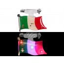 Blinki Blinker Flagge Italien grün weiss rot