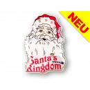 Blinki Magnet Blinky Santa Claus face