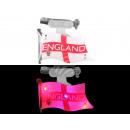 Blinki Blinker Flagge England rot weiss