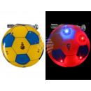 Blinki Blinker Fussball blau gelb