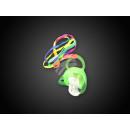 wholesale Baby Toys: BS-03  Blink-Schnulli - Leuchtschnulli green