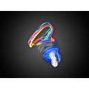 wholesale Baby Toys: BS-04  Blink-Schnulli - Leuchtschnulli blue
