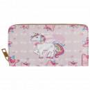 Purse wallet rosé unicorn