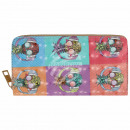wholesale Wallets: Purse wallet multicolor multicolor