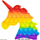 Großhandel Spielwaren: Bubble Toy Rainbow Einhorn Unicorn