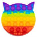 ingrosso Giocattoli: Bubble Toy Pop loro, è divertente gatto arcobaleno