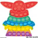 Bubble Toy Pop them, it's fun Rainbow Alien