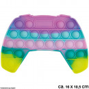 Großhandel Consumer Electronics: Bubble Toy Pastell Controller ca. 16 cm x 10,5 cm