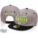 Großhandel Kopfbedeckung: Snapback Cap Basecap USA US City NEW YORK