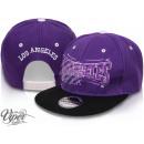 Großhandel Kopfbedeckung: Snapback Cap Basecap USA US City LOS ANGELES