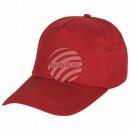 Baseball cap red unisize