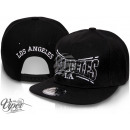 Snapback Cap baseball cap USA U.S. City LOS ANGELE