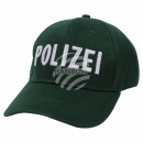 Disguise baseball cap cap costume green police
